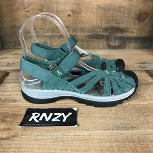 Keen Green Gray Sport Strap Hiking Sandals